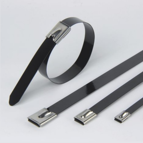 Ball Lock Epoxy Coated Ties