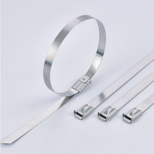 L Type Ball Lock Uncoated Ties